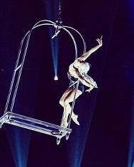 Masha Terenieva - Aerial Hotel Cart